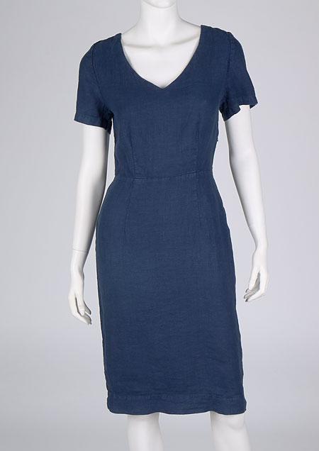 Linen Dress D22710 NA1