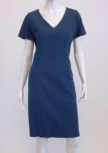 Linen Dress D22740 NA3