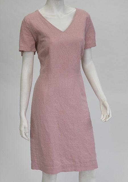 Linen Dress D22740 RU1