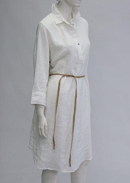 Linen Dress D22781 BI2