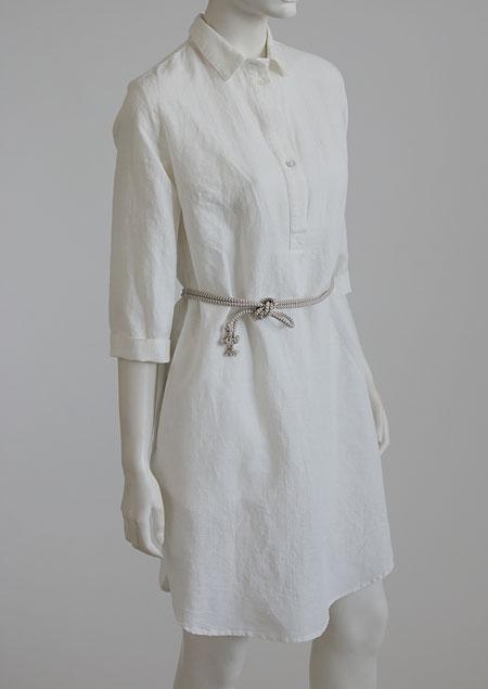 Linen Dress D22781 BI7
