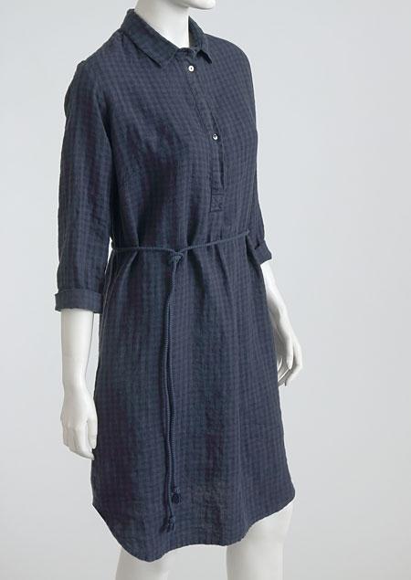 Linen Dress D22782 KNA