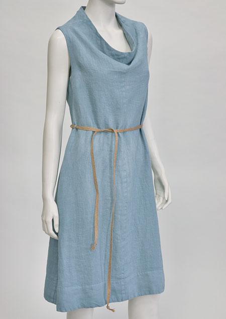 Linen Dress D22800 MO1