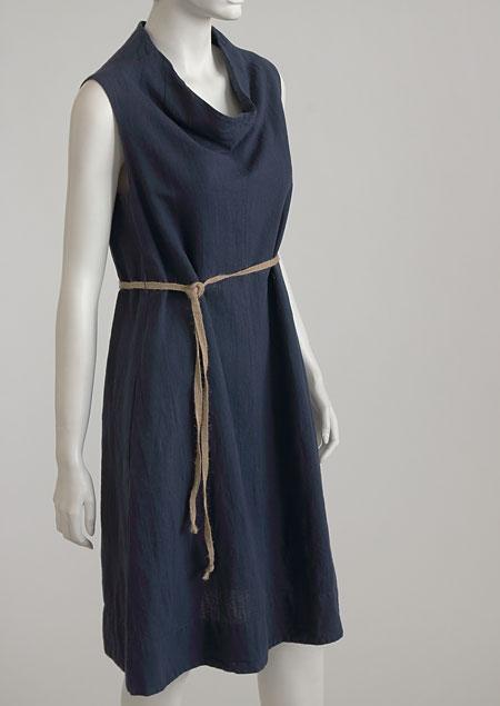 Linen Dress D22800 MO2