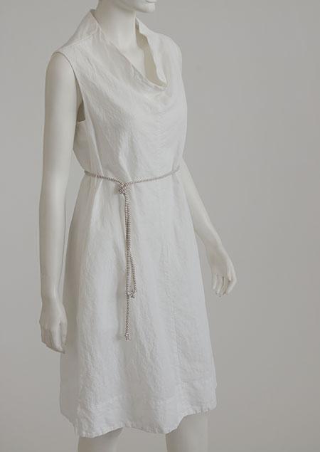 Linen Dress D22801 BI2
