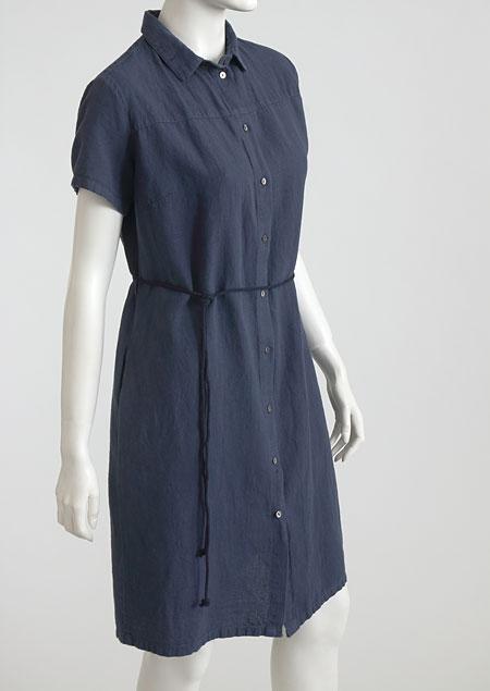 Linen Dress D22810 MO2