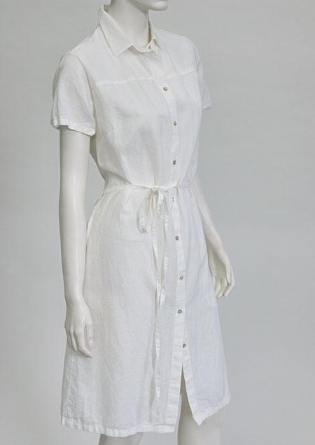Linen Dress D22811 BI2