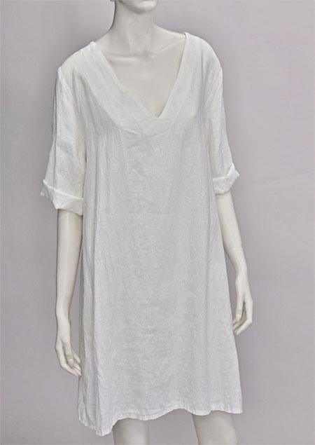 Linen Dress D22870 BI2