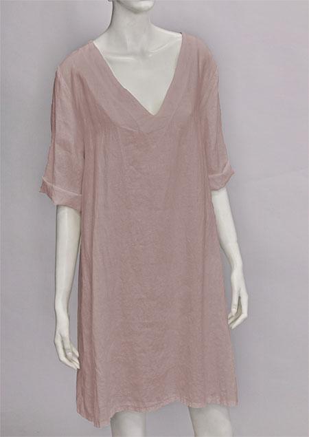 Linen Dress D22871 RU1