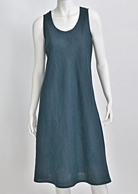 Linen Dress D22900 NA3