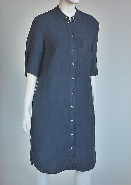 Dámské lněné šaty D22961 NA3