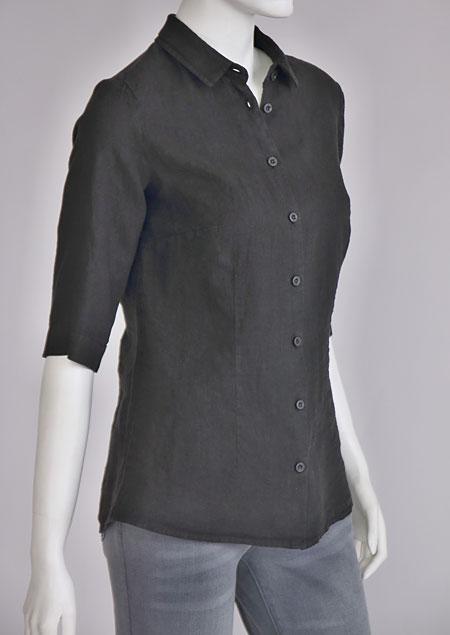 Ladies linen shirt D44464 CE1