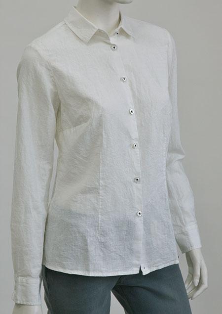 Ladies linen shirt D44491 BI1