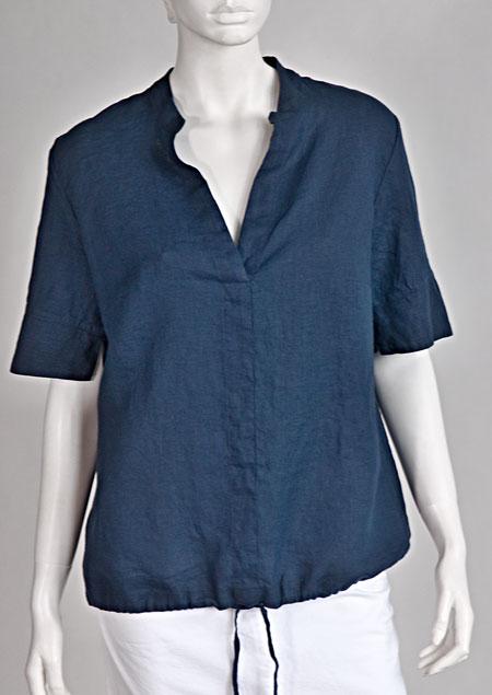 Linen blouse D44580 NA3