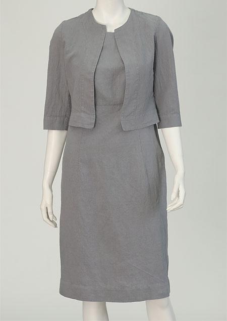 Women linen jacket D53090 SE1