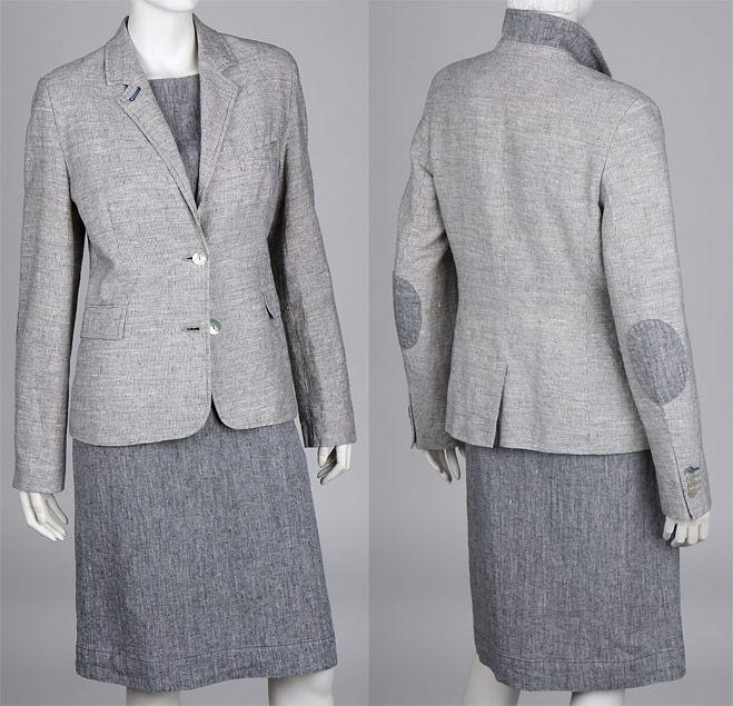 Ladies Suit Jacket D53110 PMO