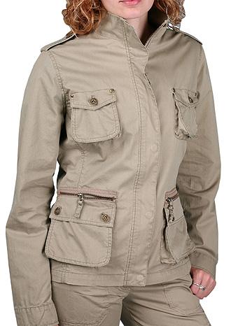 Ladies Jacket D66011 BE3