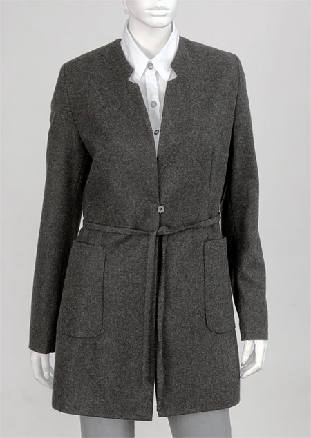 Trench Coat D73620 VAN