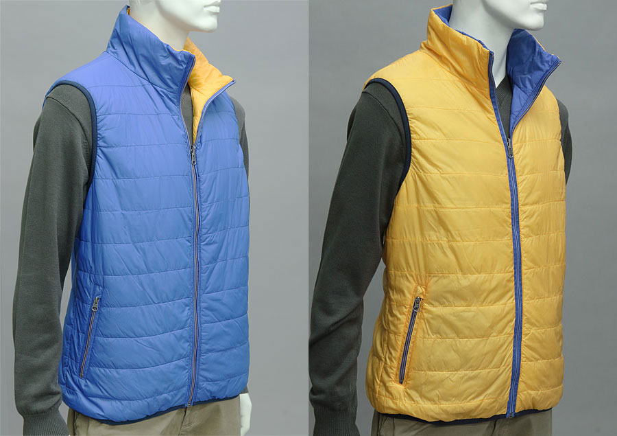 MEN'S VEST DOUBLE-SIDED H30640 MO2