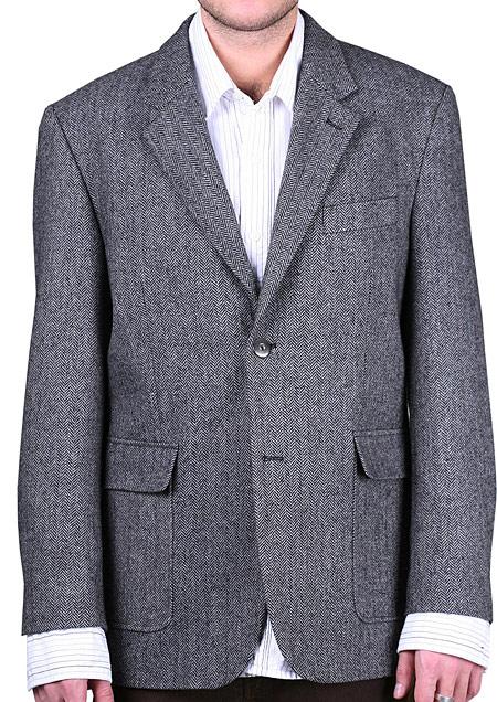 Men's Suit Jacket H52870 VAN