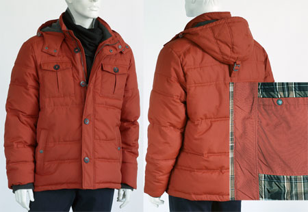 Men's Jacket H611640 OR2