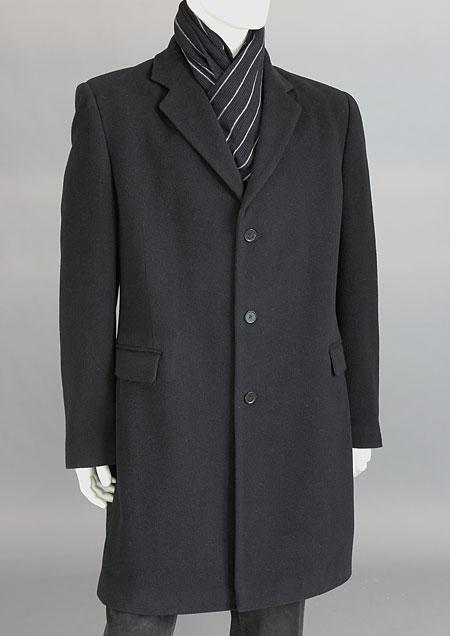 Pánský vlněný kabát H70472 CE1