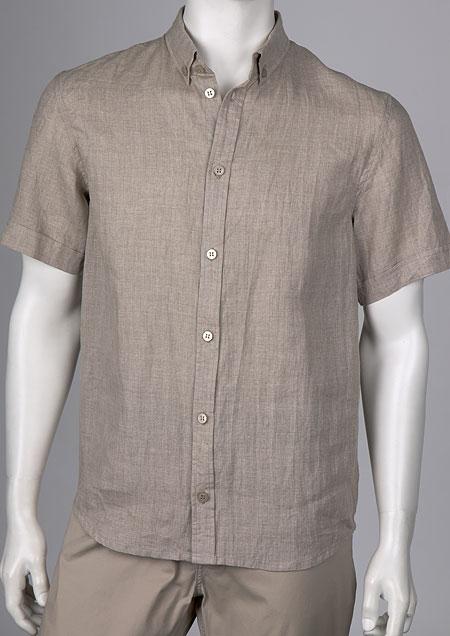 Lněná košile M49151 BE1