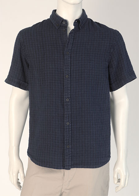 Lněná košile M49153 KNA