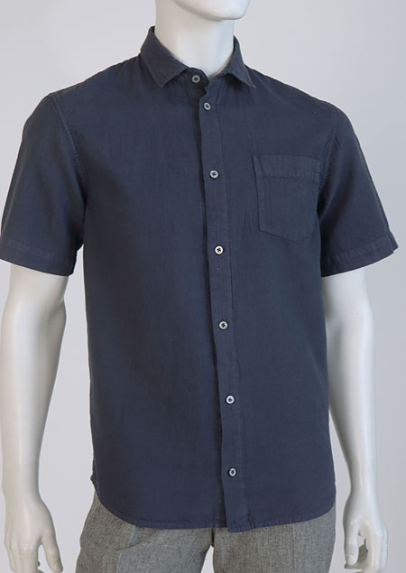 Lněná košile M49270 MO2