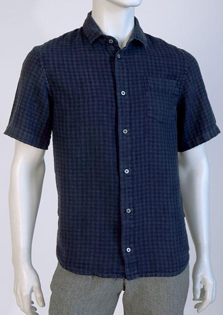 Linen shirt M49271 KMO