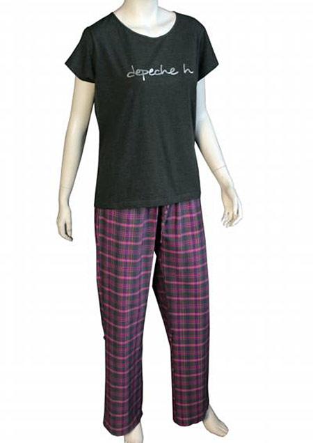 Dámské pyžamo W60402 VAN