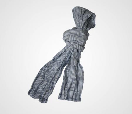 Linen scarf W87280 PMO
