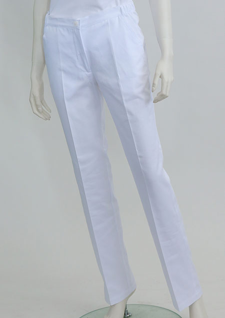 Dámské kalhoty PRODLOUŽENÉ W90424 BI1